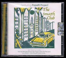 FEATURING PAPETTI PROJECT THE SMOOTH CLUB CD SS - TULLIO DE PISCOPO LOU MARINI