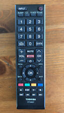 Toshiba CT-8037 Remote Control for TV LCD LED Television Excellent!