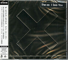 THE XX-I SEE YOU-JAPAN CD F80
