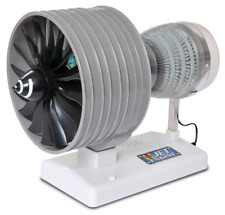 Haynes Build Your Own Jet Engine Working Turbo Fan Model Kit
