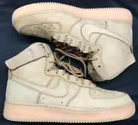 Nike Air Force 1 High 07 LV8 WB Flax Outdoor Green Gum Wheat 882096-200 Sz 11