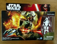 Star Wars TFA Assault Walker with First Order Stormtrooper Sergeant