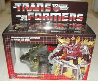 TRANSFORMERS G1 AUTOBOT DINOBOT SNARL MISB! US SELLER RARE!
