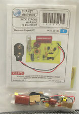 Chaney Electronics Strobe Warning Flasher Kit C5175 - NEW