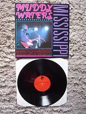 Muddy Waters Mississippi 1980 Dutch Import Cleo Vinyl LP EXC Blues Chess