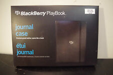 BlackBerry PlayBook Journal Case / New / Premium Grade Leather / Canadian Seller