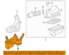 Scion TOYOTA OEM 2016 iM Air Cleaner Intake-Resonator Duct Tube Hose 1789337060