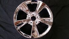 71805 ACURA ILX 2013- 14 17 INCH 5 SPOKE CHROME OUTRIGHT SET OF 4