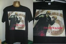 DR. OCTAGON- DR.OCTAGON 1996 ALBUM SLEEVE  ART T SHIRT-  BLACK EXTRA LARGE