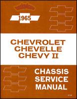 SHOP MANUAL CHEVROLET SERVICE REPAIR BOOK FACTORY WORKSHOP RESTORATION HOW