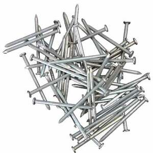 Nails 2 to 6 inch, GALVANISED use Outdoor, Indoor, Decking, Fencing & Building