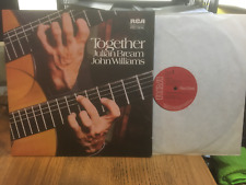 "Julian Bream & John Williams ""Together"" RCA Red Seal 12"" Vinyl SB 6862 Gatefold"