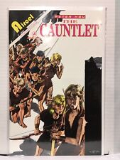 The Gauntlet #4 VF+/NM- 1st Print Aircel Comics