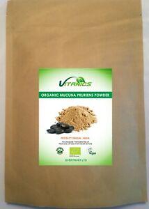 Organic Mucuna Pruriens Powder 1kg