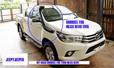 Jungle OFF-ROAD SNORKEL FOR TOYOTA NEW HILUX REVO M70 M80 2015 2016 2017 GUN1_