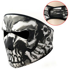 1X Motorcycle Snowboard Biker Neoprene Ski Snow Skull Full Face Mask Winter Warm