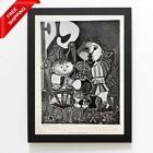 Pablo Picasso - Claude and Paloma, Original Hand Signed Print with COA