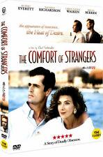 The Comfort Of Strangers (1990) / Christopher Walken / DVD, NEW