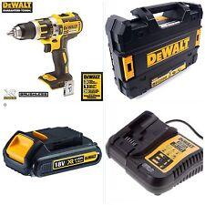 DEWALT combi perceuse BRUSHLESS DCD795 kit complet