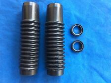 Honda CT 90 S90 CT110 CL90 CB125 CL125 FRONT FORK BOOTS Gaiters REBUILD KIT