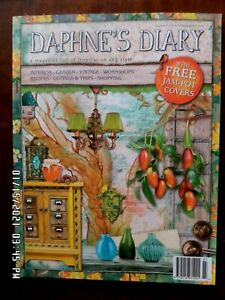 Daphne's Diary magazine Issue Number 7 2015 not used Good condition