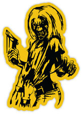 """Iron Maiden Killers sticker decal 4"""" x 5"""""""