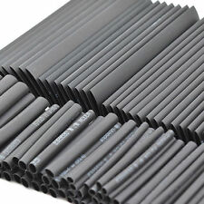 HEAT SHRINK TUBING TUBE 127PC 7 SIZES WRAP WIRE CABLE SLEEVE ELECTRICAL 240V 12V