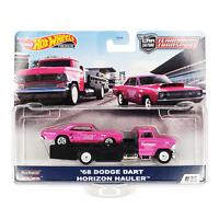 HOT WHEELS Mariposa Speed Shop Team Transport 68 Dodge Dart Car Culture 2020