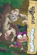 Cryptids Island (Poptropica), Brallier, Max, Good Condition, Book