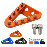 Wider Brake Pedal Lever Step Plate Tip for KTM 125 150 250 300 350 450 500 EXC