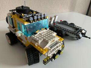 Lego Modelteam Geländewagen mit zusätzlichem Anhänger MOC