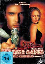 DVD - Reindeer Games - Original Kinofassung - Ben Affleck & Charlize Theron