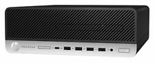 HP ProDesk 600 G5 (256GB SSD, Intel Core i5 9th Gen., 4.40 GHz, 8GB) Small Form Factor PC - 7WK35PA