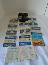 Vintage Sawyer's View Master & 10D Picture Reels