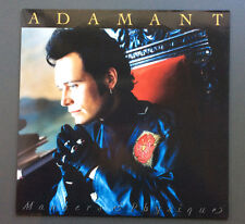 ADAM ANT - Manners & Physique Vinyl LP Record VG+/EX 1990 German Pressing