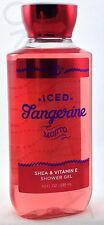 Bath & Body Works Iced Tangerine Mojito 10 oz shower gel wash shea summer fresh