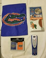 Florida Gators Remote Control/ Playing Cards/Nylon Flag/Peel & Stick Appliques