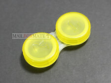 Contact Lens Case Storage Soaking Eye Care L/R Marked Choose Number of Cases
