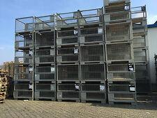 Db Gitterboxen Eurogitterboxen Bahn Boxen Gitterboxen Europaletten