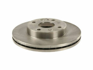Front Brake Rotor For Kia Ford Mercury Rio Aspire Escort Tracer JP38V6