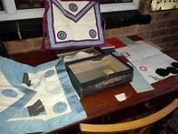 Grand lodge mark master masons masonic certificate aprons Ritual laws books etc