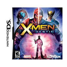 NEW DS, DSI, DS, 2DS Game Works in 3DS     Xmen Destiny  MAKE AN OFFER