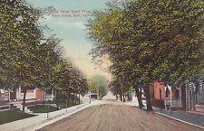 Bath, Pa - Walnut Street South from Main Street