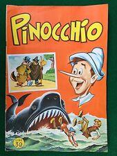 ALBUM Figurine PINOCCHIO Ed.Imperia 1964 - COMPLETO -60 !!! Ottimo