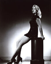Evelyn Ankers Leggy Smoking 8x10 photo T3550