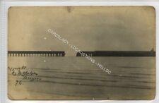 "(Le6005-183)  Zeebrugge, ""Mole""  Unused G"