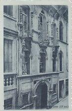 VICENZA - Palazzo del Liceo Pigafetta o della Luna