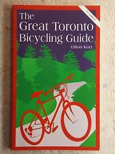 Great Toronto Bicycling Guide by Elliott Katz 2006