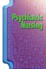 Thomson Delmar Learning's Nursing Review Series: Psychiatric Nursing (Thomson De