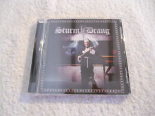 "Sturm und Drang ""Learning to Rock"" 2007 Helsinki Music Company cd  NEW"